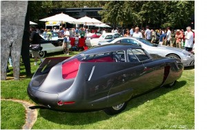 1953 Alfa Romeo BAT 5 Concept Car, rear