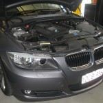 BMW 325i Pitstop at Pace