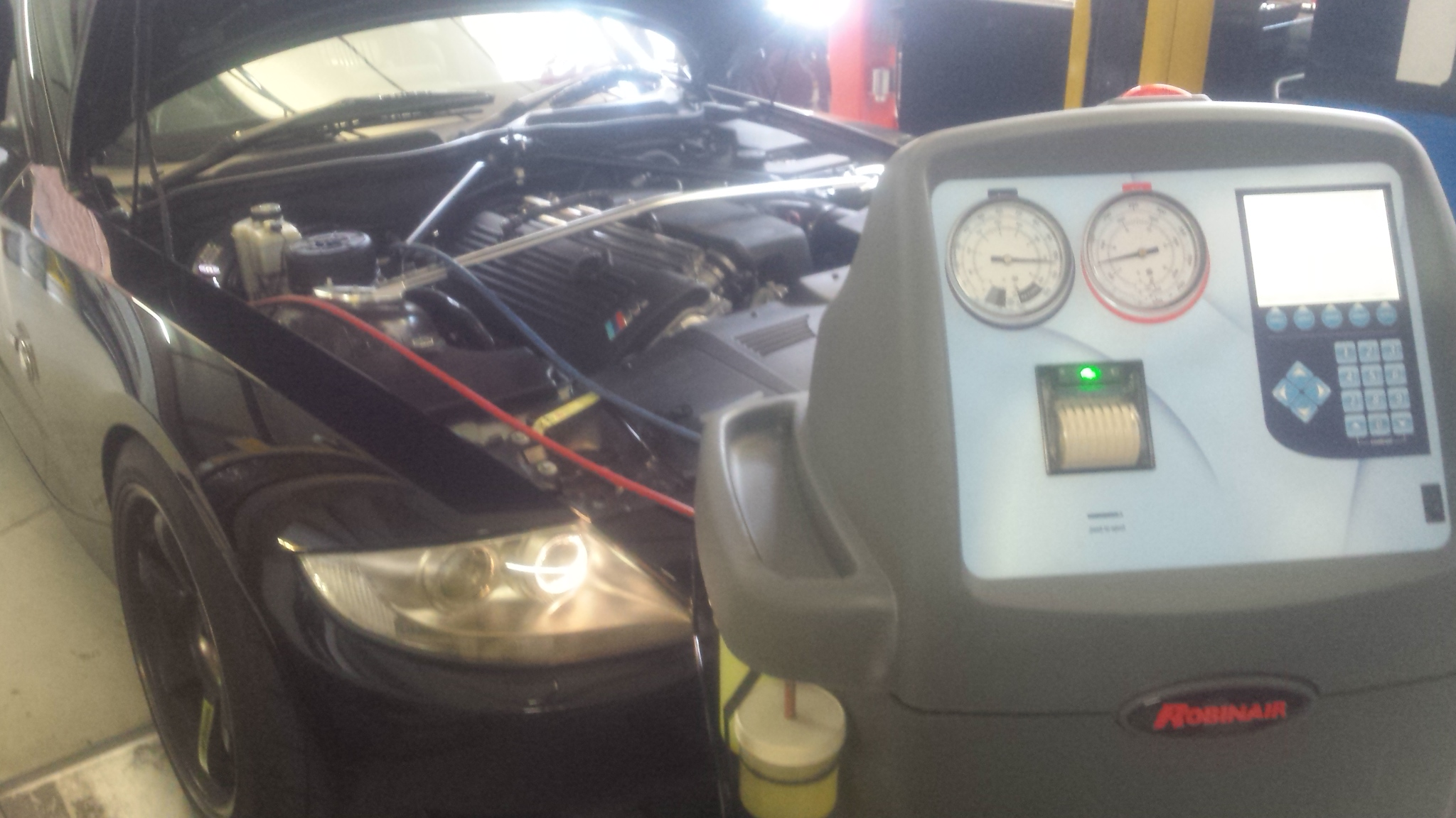 Car Airconditioner Service