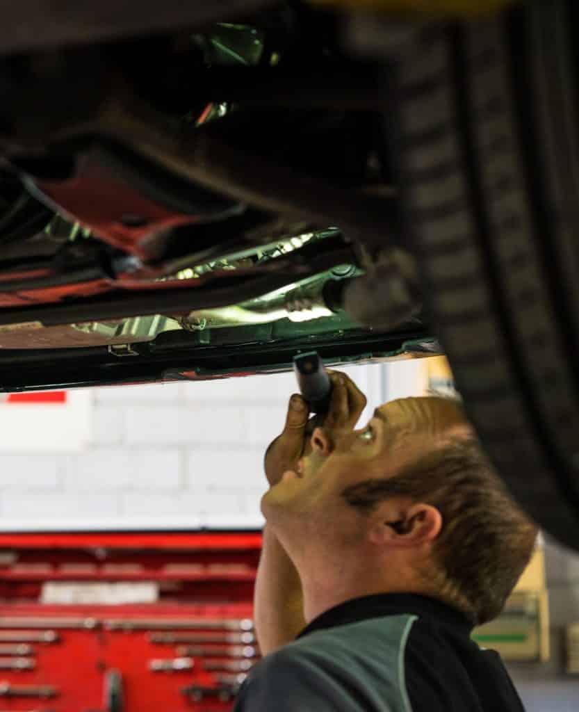 mechanic service perth