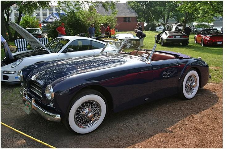 Allard K3 Roadster 1952 1955