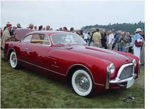 1953 Chrysler GS-1 Ghia Coupe