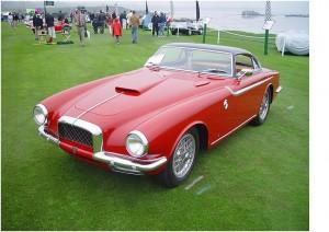 1954 Siata 208S Vignale Coupe