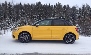 All new Audi S1