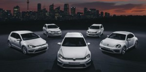 The New Volkswagen R-Line Range