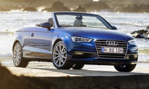The Audi S3 Cabriolet