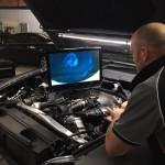 automotive diagnostics vehicle