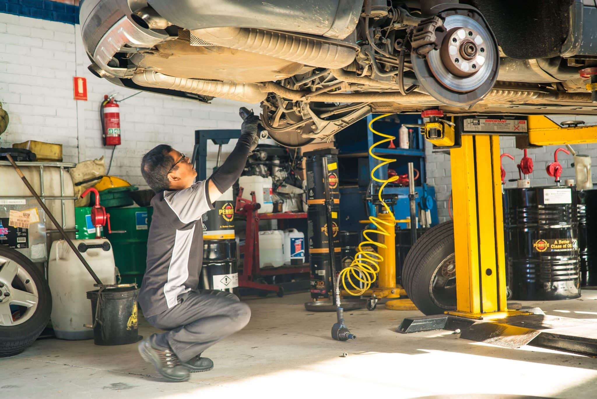 german auto specialist mechanic