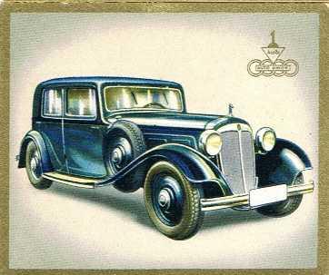 Audi History - Classic Audi Front