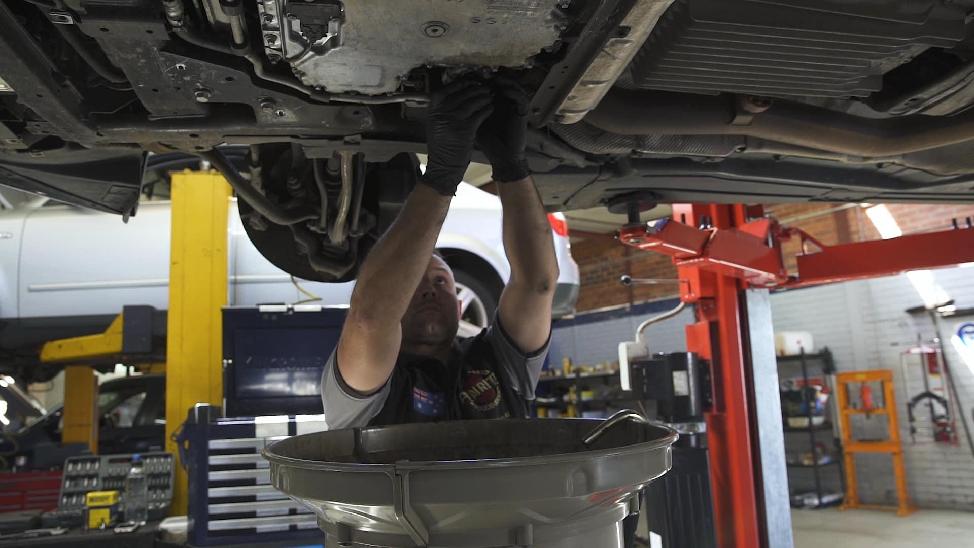 german auto mechanic