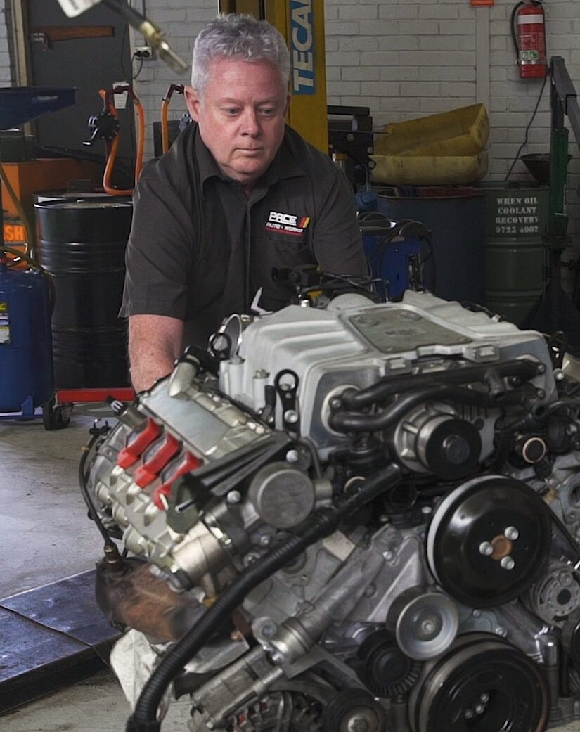 moving engine